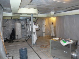 Asbestos Removal Nanuet Spring Valley Suffern And Ramapo